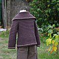 Gilet d'automne au crochet