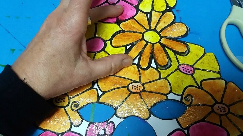 237_Masques_Fleurs et papillons (28)