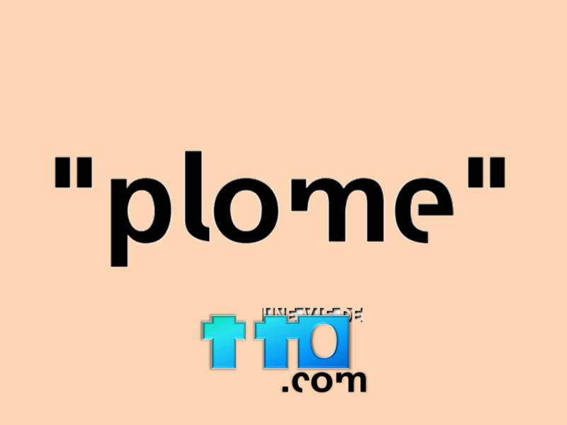 Plome