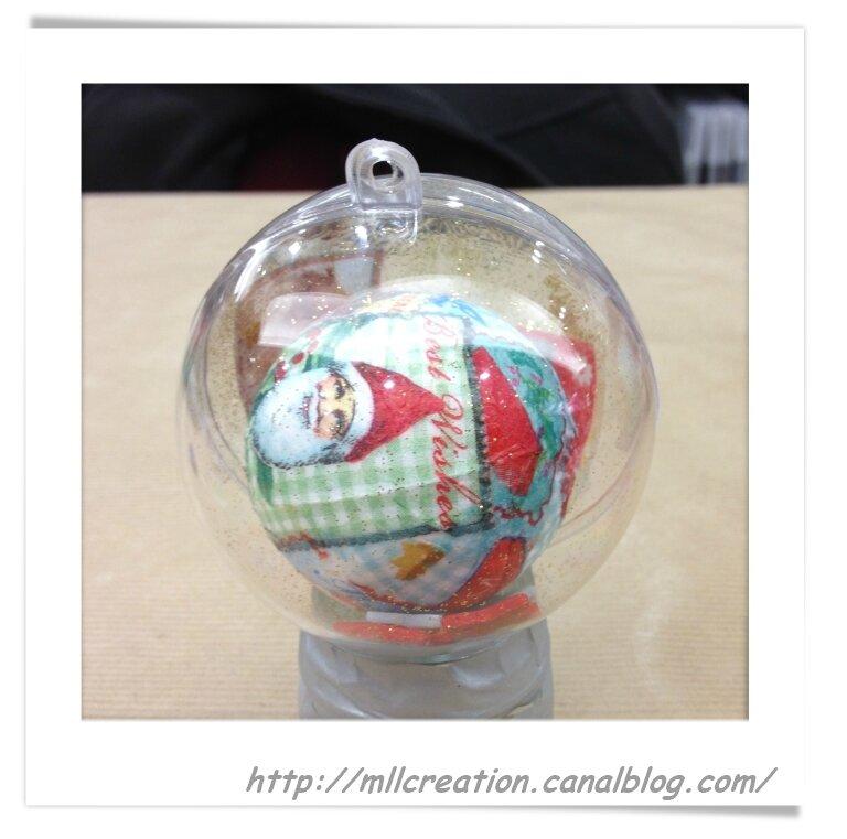 Boule cristal-30