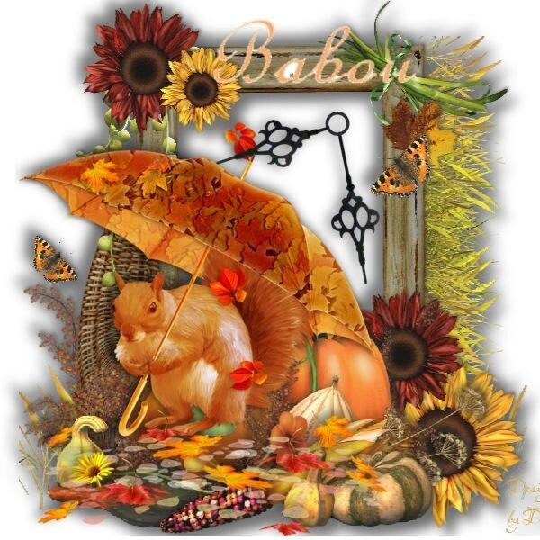 Défi automne
