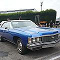 CHEVROLET Impala 4door hardtop 1974 Illzach (1)