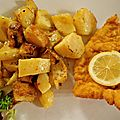 fish and chips roumain