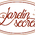 Serie jardin secret