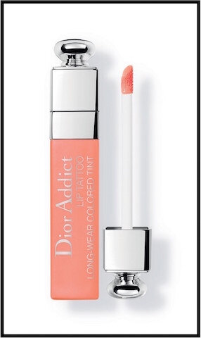 dior addict lip tattoo color juice litchi