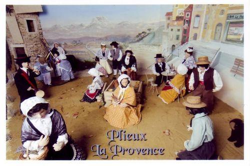 Ronde des creches 2009-Plieux