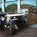 ROLLS ROYCE Phantom I Sedanca de Ville 1927 Baden Baden (1)