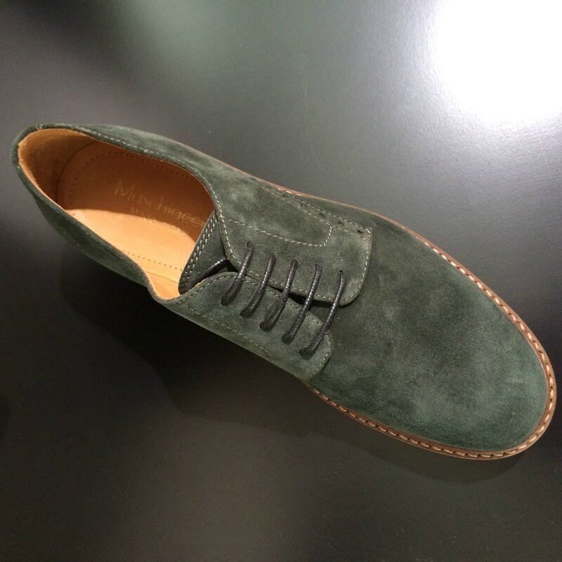 Maschiaccio derby low boots made in ITALY septembre 2015 Boutique Avant-Après 29 rue Foch 34000 Montpellier (5)