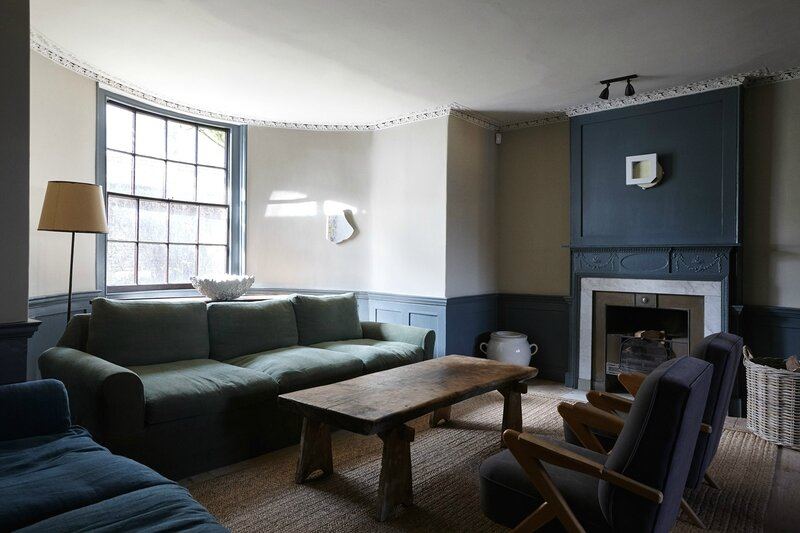 New-Road-Residence-London-living-room-Remodelista