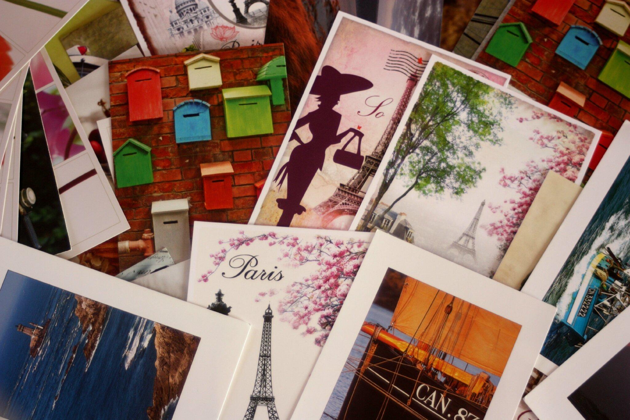Postcrossing - Ma nouvelle addiction