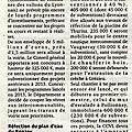 Ccvl : bref et partiel compte rendu du conseil communautaire du 23/01/2014
