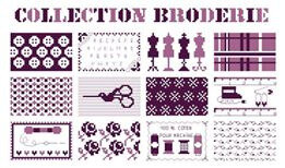 Collection Broderie PDT