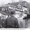 Allemands à St Jean Pied de Port