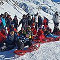 Jour 3 - classe de neige rechastel