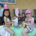 Sarah et Titia