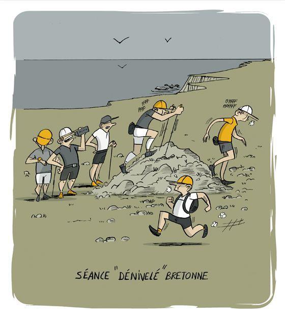Rencontre matthieu dessinateur du blog des bosses et des bulles alta via - Coureur dessin ...
