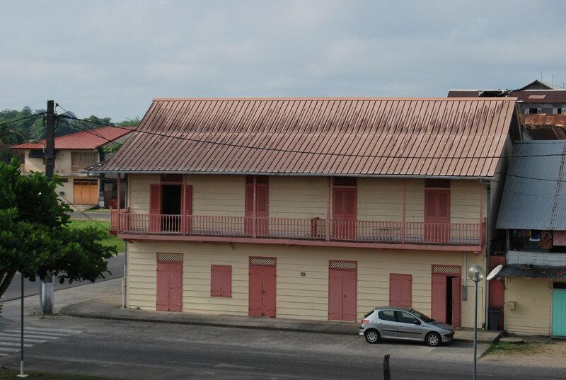 st laurent du maroni maison creole