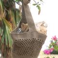 Tuto crochet : sac