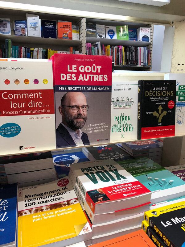 Frederic Fougerat en librairies