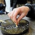 Décide de cesser de fumer la cigarette