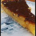 Nouvelle monomanie : l'amande - tarte bakewell