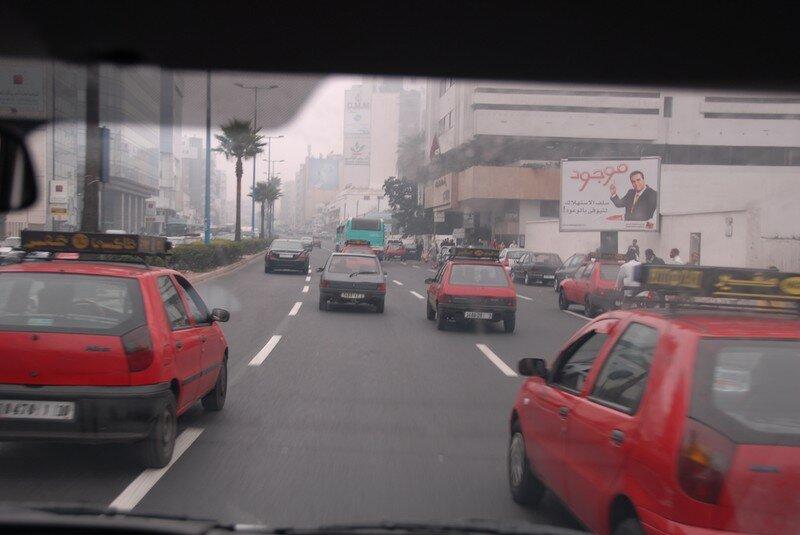Rues Casablanca Anfa
