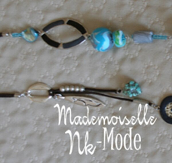 Collection Mademoiselle Nk-Mode Bijoux faits main