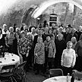 023 - photo de groupe à l'Hôtel Ribière