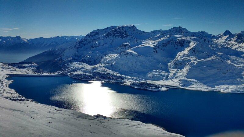 Mont Cenis Decembre