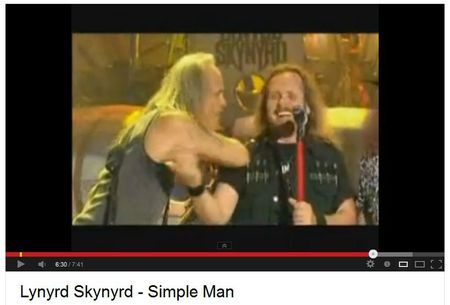 lynyrd simple man