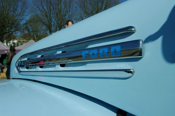 Ford Panel Delivery 8