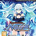 Test : hyperdevotion noire : goddess black heart