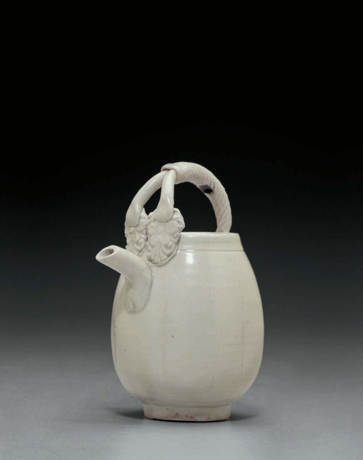 A small Ding ewer, Song dynasty (AD 960-1279)