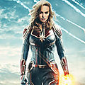 Captain marvel trailer tv