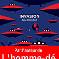 Invasion de luke rhinehart