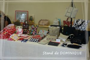 Stand DOMINIQUE