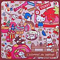 {back to the 80's} le jeu sanrio power!