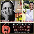 J-1 du 6 ème salon du blog culinaire à soissons !!!