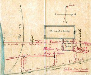 1907 - Abri du marin du Loch primelin