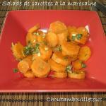 salade carotte marocaine