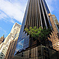 Trump tower - new york - etats-unis