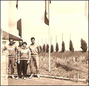 prague 1958