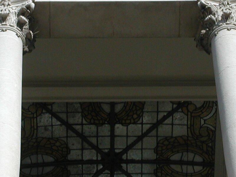 La préfecture, le dernier balcon