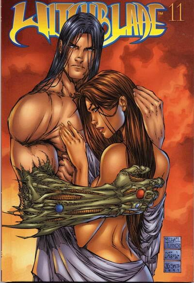 editions USA witchblade 11