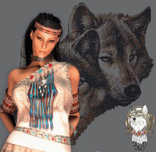 esprit du loup