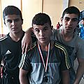 Championnat de france minime lutte libre