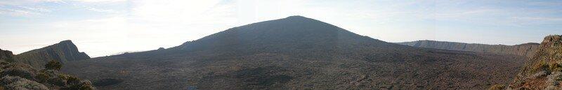 Piton de la Fournaise ; île de la Réunion