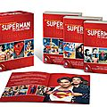 Superman se fait 'coffret' of steel !!