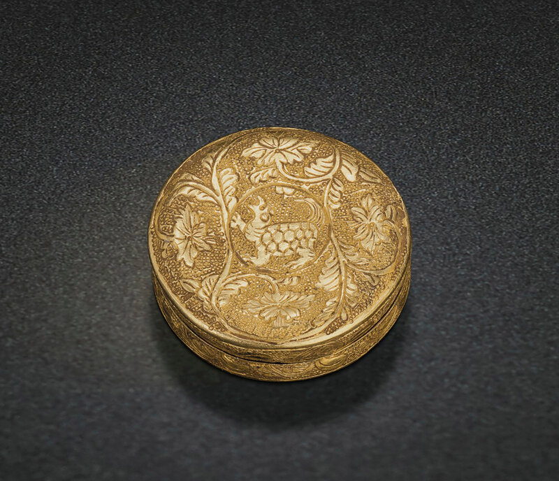2019_NYR_18338_0569_002(a_circular_gold_tortoise_box_and_cover_tang_dynasty)