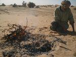 Le four à pain du désert